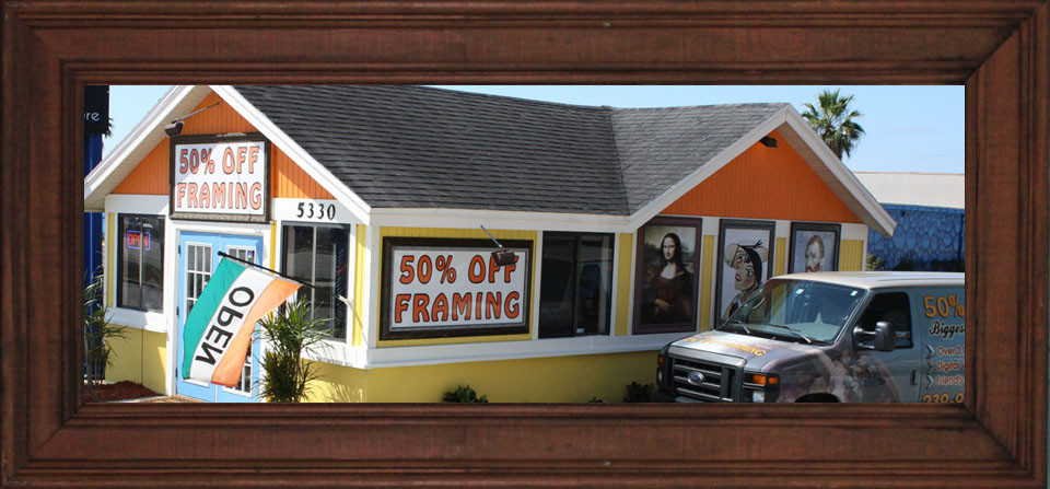 Picture Framing Supplies