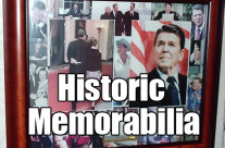 Historic Memorabilia