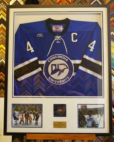 Sports Memorabilia | Ft Myers Custom Framing